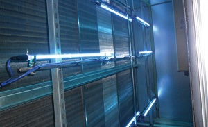 luz ultravioleta desinfeccion Aire UVC soluciones