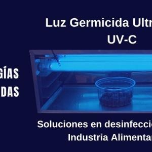 Luz Ultravioleta Germicida UVC