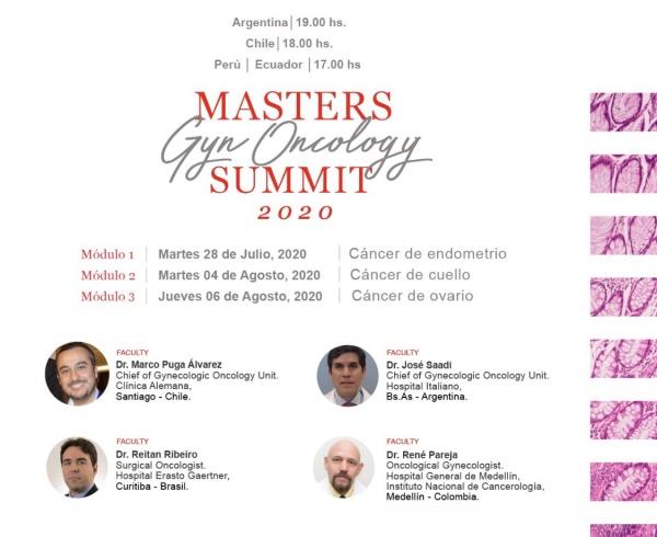 Master Gyn Oncology Summit 2020