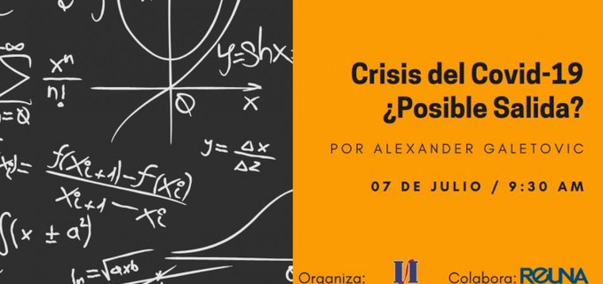 Seminario Reuna | Crisis COVID-19 ¿Posible Salida?