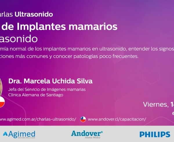 Webinar | Estudio de Implantes mamarios con Ultrasonido