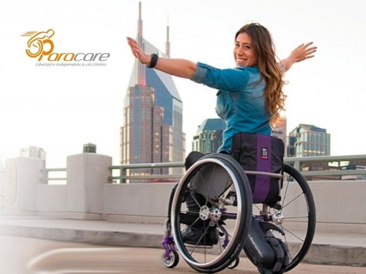 Tecnologías Inclusivas para la Movilidad - Paracare
