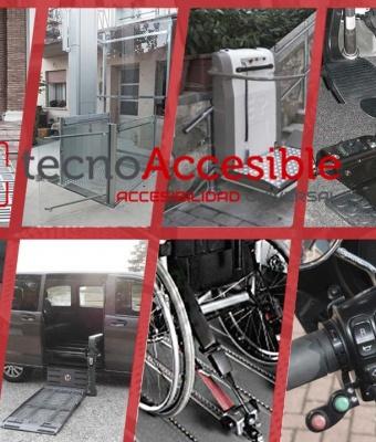 Soluciones de Accesibilidad para Personas con Discapacidad