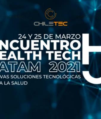Encuentro Health Tech Latam 2021 | 24 y 25 de marzo
